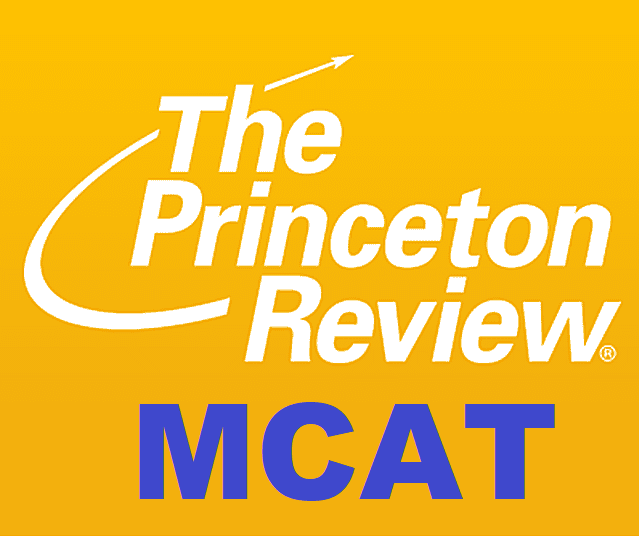 Princeton Review MCAT Test Package